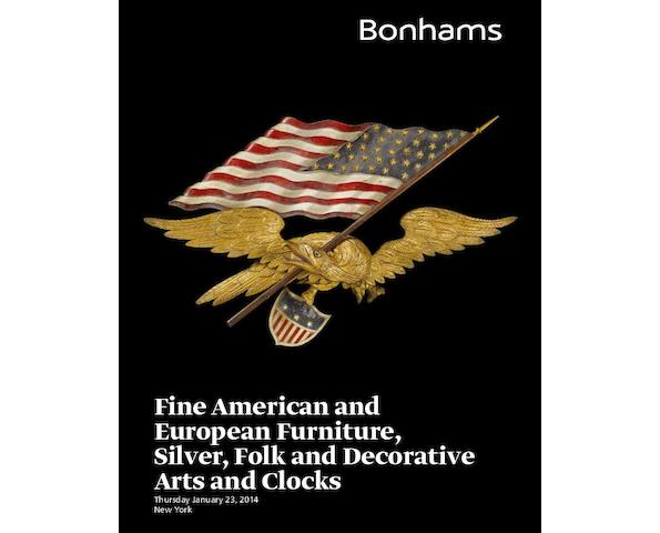 Fine American & European Furniture, Silver, Folk and Decorative Arts & Clocks