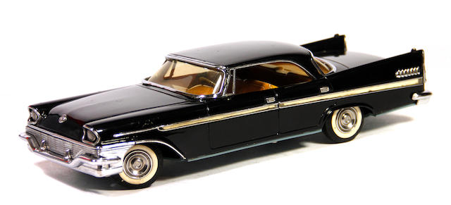 A 1957 Chrysler New Yorker