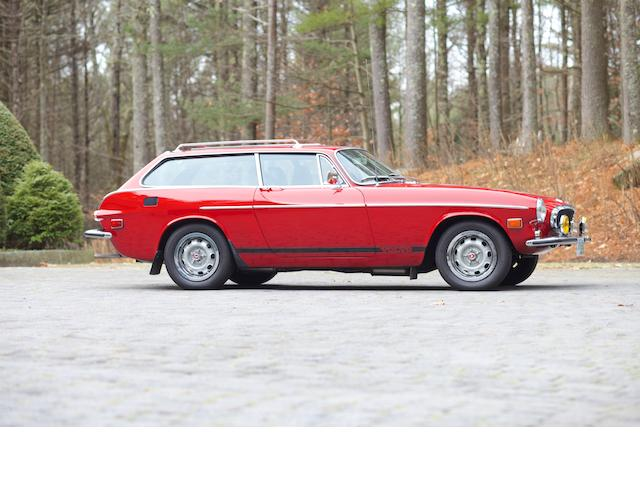 <i>Less than 13,000 miles from new</i><b><br />1973 Volvo  1800ES Sport Wagon </b><br />Chassis no. 1836353004700