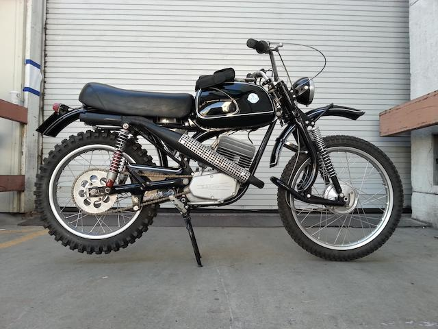 1970 Sachs 125