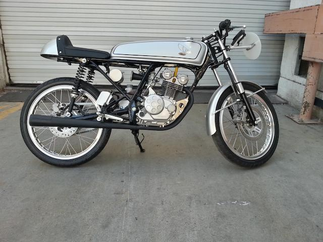 2004 Honda  Dream 50