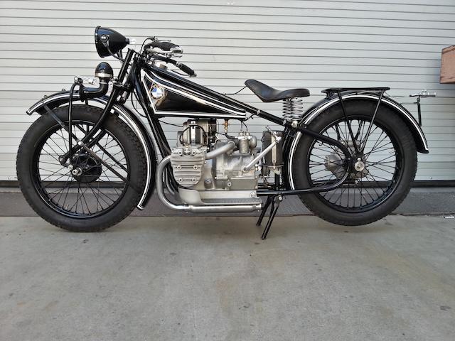 1928 BMW R42