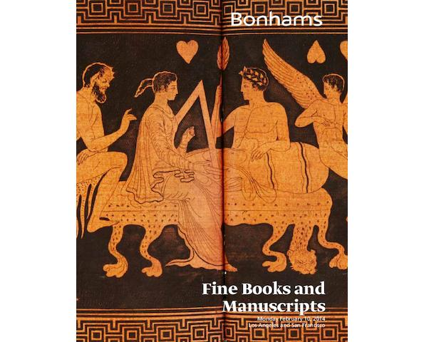 Fine Books & Manuscripts