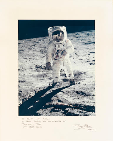 TRANQUILITY BASE, JULY 20, 1969.