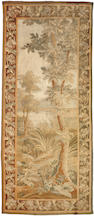 An Aubusson verdure tapestryfirst quarter 18th century