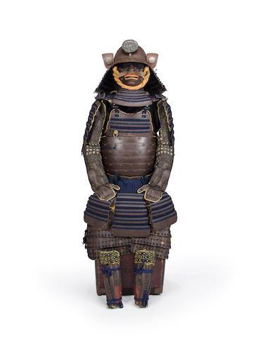 A Saotome armor By Saotome Ietada, Edo period, circa 1690-1720