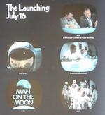 CBS TELEVISION COVERS THE FIRST LUNAR LANDING. Byrne, James, ed., and the staff at CBS News.