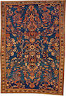 A Malayer rug  Central Persia size approximately 4ft. 9in. x 6ft. 8in.