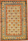 A Shirvan rug  Caucasus size approximately 3ft. 4in. x 5ft. 1in.