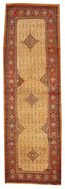 A Serab runner  Northwest Persia size approximately 2ft. 11in. x 8ft. 11in.