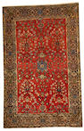 A Fereghan Sarouk rug  Central Persia size approximately 4ft. x 6ft. 4in.