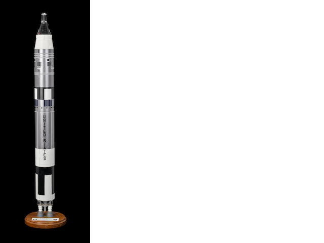 MERCURY ATLAS, TITAN II, AND MERCURY REDSTONE MODELS.