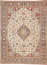 An Isphahan carpet  South Central Persia  size approximately 8ft. 7in. x 11ft. 8in.