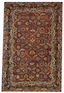 A Tabriz carpet  Northwest Persia size approximately 7ft. 2in. x 10ft. 8in.