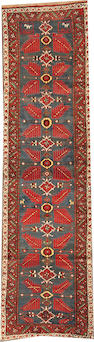 A Northwest Persian runner  Northwest Persia size approximately 3ft. 3in. x 12ft.