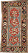 A Kuba rug  Caucasus size approximately 3ft. x 5ft. 10in.
