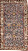 A Heriz rug  Northwest Persia size approximately 4ft. x 7ft. 1in.