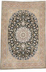 A Contemporary Tabriz rug  Northwest Persia size approximately 6ft. 7in. x 9ft. 7in.