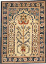 A Teheran rug Cenral Persia  size approximately 4ft. 8in. x 6ft. 4in.
