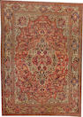 A Fereghan carpet  Central Persia size approximately 8ft. 7in. x 11ft. 11in.