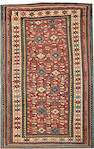 A Kuba rug    Caucasus size approximately 3ft. 5in. x 5ft. 4in.