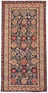 A Kuba rug  Caucasus size approximately 4ft. 5in. x 8ft. 11in.