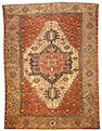 A Serapi caret  Northwest Persia size approximately 12ft. 5in. x 16ft. 3in.