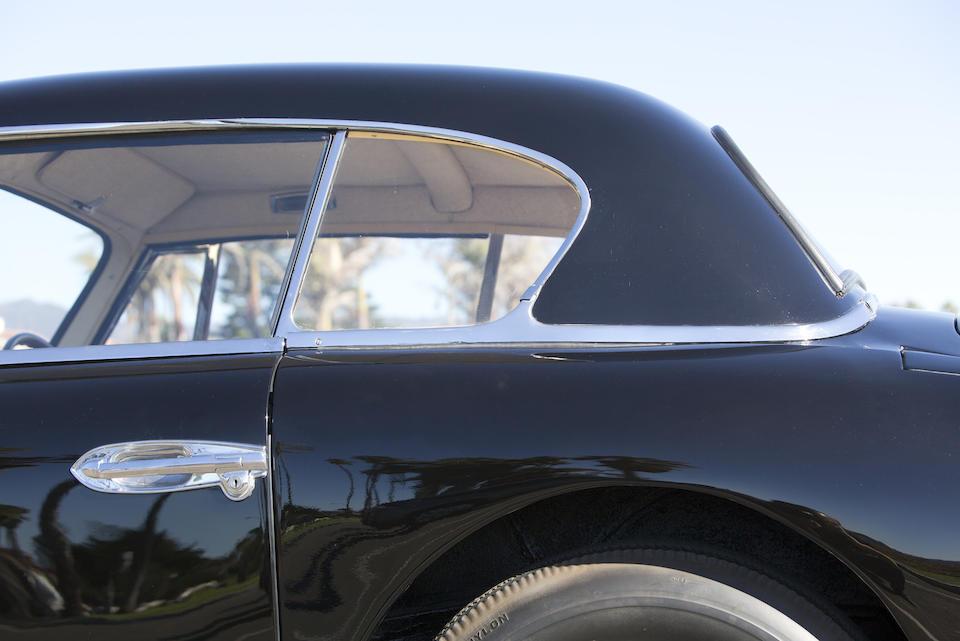 Ex - Sir David Brown, Peter Collins, and Simon Draper,1953 Aston Martin DB 2/4 'Notchback'   Chassis no. LML/515 Engine no. VB6J 286L