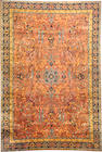 An Indian Carpet  India size approximately 12ft. 2in. x 17ft. 11in.