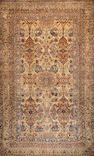 A Lavar Kerman carpet  South Central Persia size approximately 15ft. 5in. x 20ft. 8in.