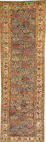 A Northwest Persian long carpet  Northwest Persia size approximately 6ft. 6in. x 19ft. 5in.
