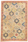 A Tabriz rug  Northwest Persia size approximately 6ft. 5in. x 9ft. 6in.