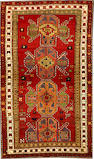 A Chelaberd rug  Caucasus size approximately 4ft. 10in. x 8ft. 10in.