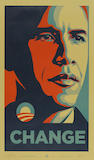 Shepard Fairey (born 1970); Change;