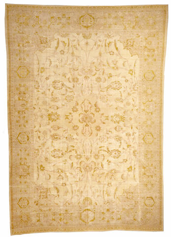A Sultanabad carpet  Central Persia size approximately 13ft. x 18ft. 7in.