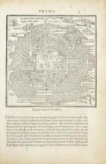 BORDONE, BENEDETTO. c.1450-1539. Libro ... nel qual si ragiona de tutte l'isole del mondo.  Venice: Nicol d'Aristotile detto Zoppino, June 1528.