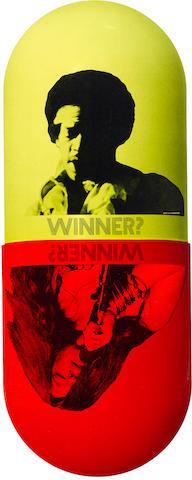 JOPLIN & HENDRIX. Winner? Winner? N.p.:  L & S Productions, 1970.