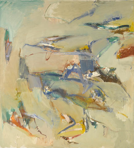 John Altoon (1925-1969) Untitled, 1960 74 x 68in. (188 x 172.7cm)