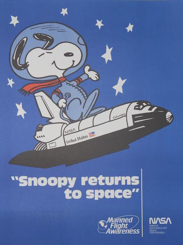 SNOOPY COLLECTION INCLUDING POSTERS.