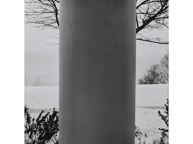 Robert Mapplethorpe (1946-1989); Winter Landscape;