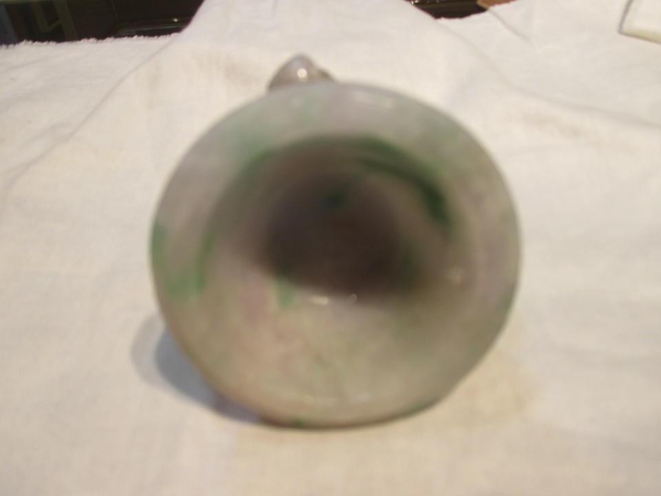 A jadeite covered censer