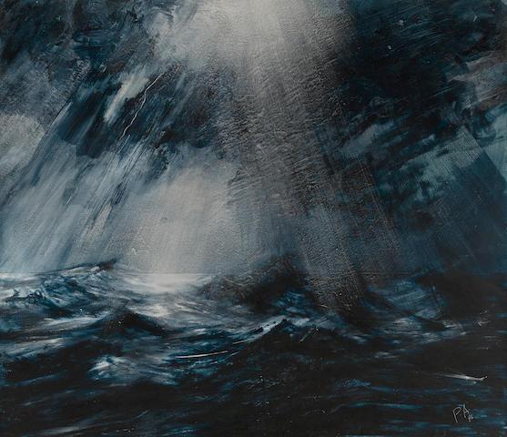 Peter Alexander (born 1939) Punta Jose, 1986  36 x 40in. (91.4 x 101.6cm)