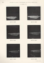 IMAGES OF THE APOLLO 8 HASSELBLAD CAMERA PHOTOGRAPHY. IMAGES LABELED AND ILLUSTRATED SIX TO A PAGE. Analysis of Apollo 8 Photography and Visual Observations.