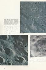 ASTRONAUT PHOTOGRAPHY OF THE MOON—SIGNED.
