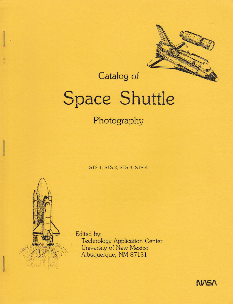 THE EXACT LOCATIONS OF EARTH PHOTOGRAPHY TAKEN BY SHUTTLE ASTRONAUTS.