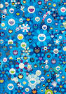 Takashi Murakami (born 1962); An homage to IKB 1957;