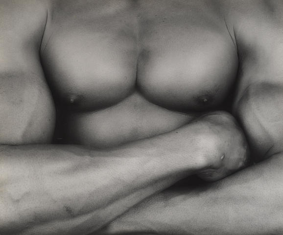 Robert Mapplethorpe (1946-1989); Chest;