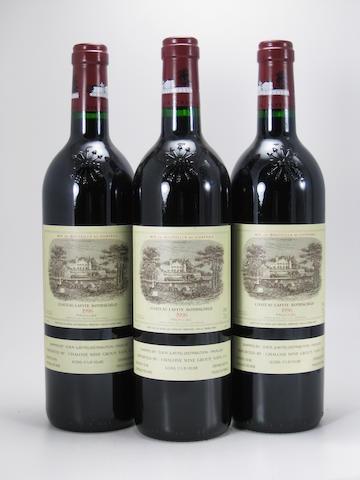 Château Lafite Rothschild 1996 (12)