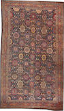 A Bidjar carpet  Northwest Persia size approximately 11ft. 3in. x 18ft. 8in.