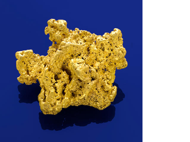 "Gold Nugget--""The Starfish"""